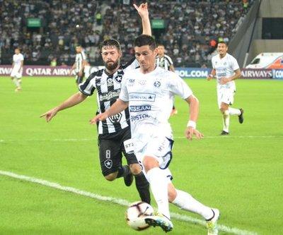 Botafogo no tuvo compasión de Sol de América y lo apabulló en Brasil » Ñanduti