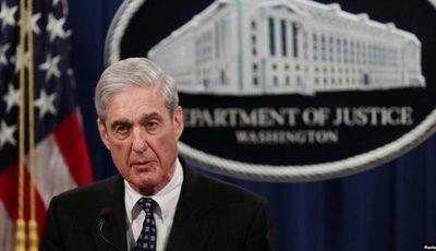 Mueller: Presentar cargos contra Trump «no era una opción»