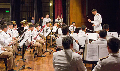 Jazz Band en el Centro Cultural Tren Lechero