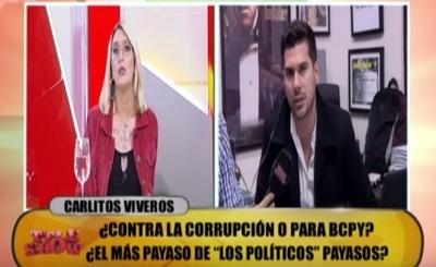 """Carmiña Masi trató de """"insoportable"""" a Carlos Viveros"""