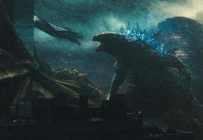 Godzilla y Elton John en los estrenos de la semana