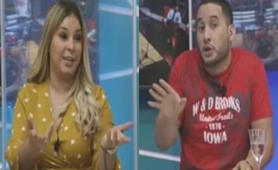 César Trinidad Apuntó A Junior Rodríguez Y Fátima Román Así Reaccionó