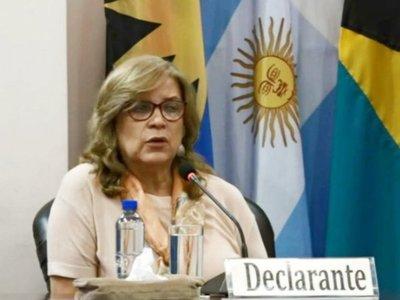 Juez deja sin efecto querella contra Cristina Arrom