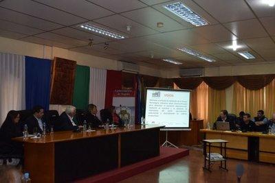 Proyectan parque industrial y tecnológico en Itapúa