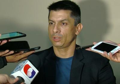Gustavo Florentín confirmó que está fuera de Guaraní