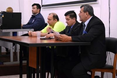 Funcionario penitenciario fue condenado en juicio oral