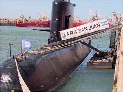 Pondrán réplica del submarino ARA San Juan ante el puerto donde no volvió
