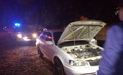 HOY / Millonario golpe a un auxiliar de Aduanas en San Lorenzo