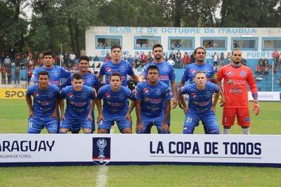 Sol de América y 12 de octubre siguen en la Copa Paraguay