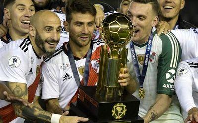River Plate es campeón de la Sudamericana