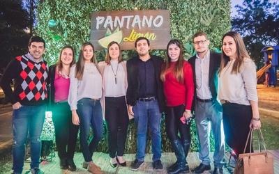 """Lanzamiento de la nueva Yerba Mate Indega """"Pantano Limón"""""""