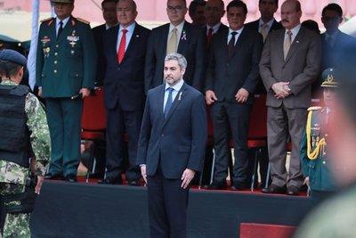 Conmemoran 75 aniversario del Gabinete Militar