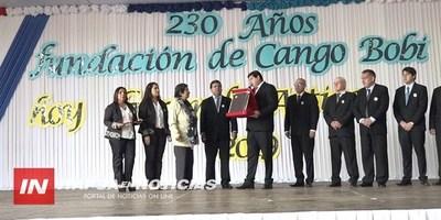 GRAL. ARTIGAS CELEBRA SUS 230 AÑOS DE FUNDACIÓN.