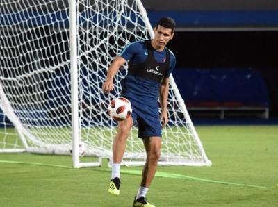Marcos Cáceres renueva su vínculo con Cerro Porteño hasta 2021