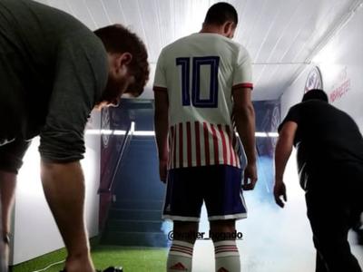 Los dorsales de los albirrojos para la Copa América