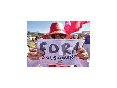 Bolsonaro empieza a coquetear con una  reelección en 2022