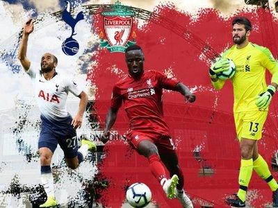 Tottenham yLiverpooljuegan en Madrid la final de la Champions