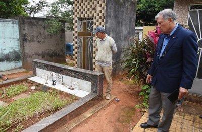 Terribles saqueos se registran hace meses en el Cementerio de la Recoleta