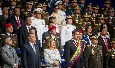 """""""Maduro no manda"""" en Venezuela, él es solo """"un fantoche"""", afirma Brasil"""