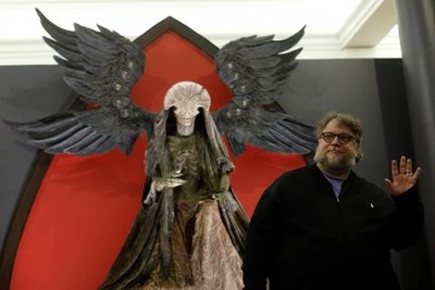 Los monstruos de Del Toro