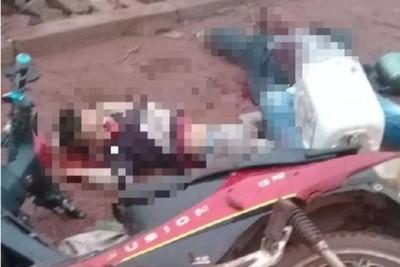 Niño muere tras un atentado en Pedro Juan Caballero