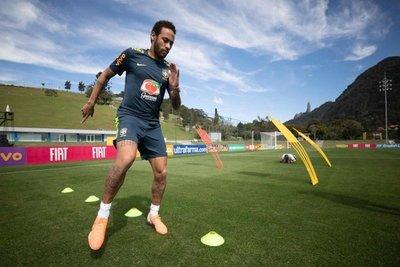 Que Neymar se reencuentre