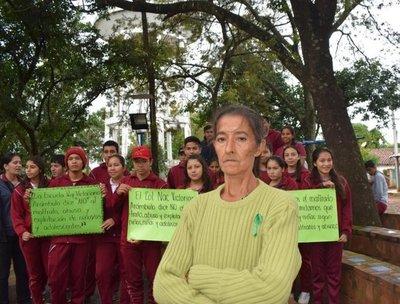 A 15 años, desde Yaguarón sigue clamor por justicia