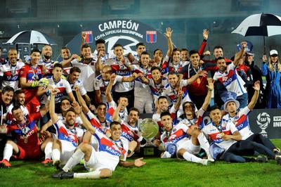 Tigre ganó la Copa de la Superliga 2019