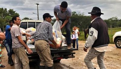 Pilar resiste las inundaciones prácticamente sin fondos para emergencias