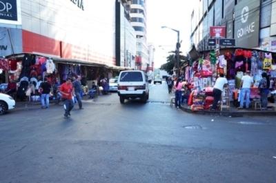 Empresarios urgen al gobierno una acción  para salvar al comercio de Ciudad del Este