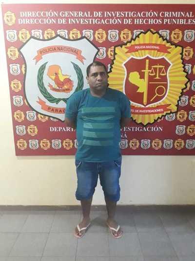 Presunto narco brasileño buscado por la justicia de su país es detenido en CDE