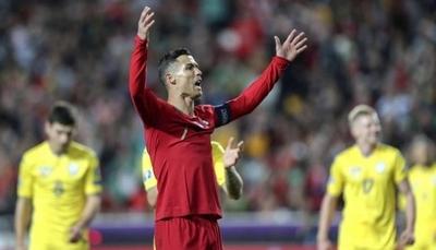 HOY / Portugal y Ronaldo buscan reencontrarse con el gol en la Liga de las Naciones