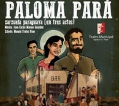 Cómica zarzuela paraguaya llegará al Teatro Municipal