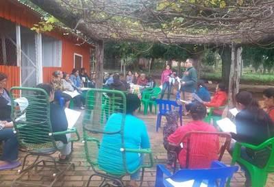 Cordillera: mujeres aprenden sobre perfil de negocios de sus proyectos productivos