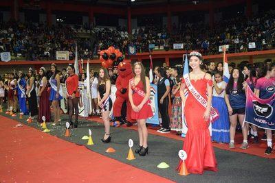 Torneo estudiantil tiene 26 instituciones participantes