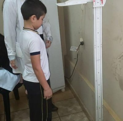 Realizan evaluación nutricional en escuelas de Alto Paraná