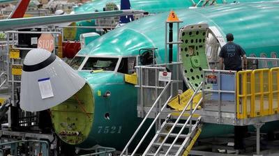 Detectaron piezas defectuosas en más de 300 aviones Boeing del modelo 737
