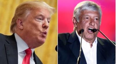 López Obrador confía en lograr un acuerdo con EEUU sobre aranceles