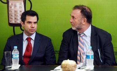 HOY / Titulares de Hacienda y BCP  a Brasil:  romper bloqueo de  importación de reales, la meta