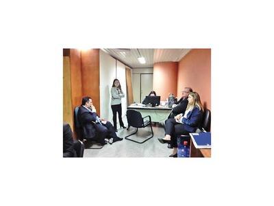 Jueza suspende audiencia para no alargar la causa del diputado Rivas