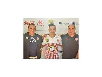 Mingo Salcedo, nuevo jugador del Rayadito