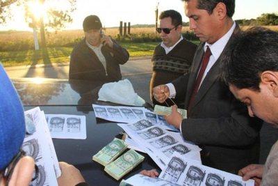 Detienen a periodista en Villarrica por supuesto hecho de extorsión
