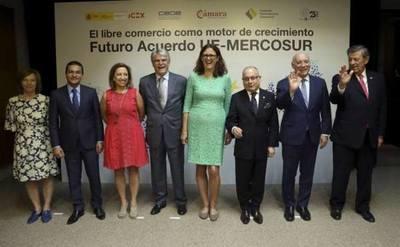 Mercosur y UE pueden cerrar pacto antes de agosto, dice Cámara Brasil-España