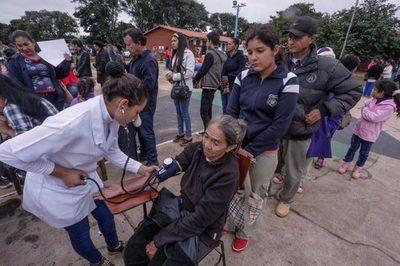 Más de 32.000 atenciones médicas realizadas a afectados por inundaciones