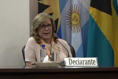 Consideran que cese de querella contra Cristina Arrom deja nefasto precedente