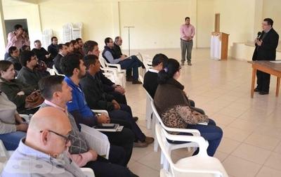 Socializan sobre gestión de residuos sólidos en el Chaco