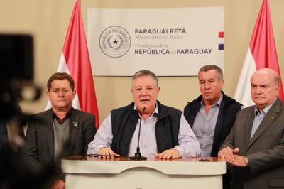 Ante emergencia climática, productores de la UGP solicitan apoyo al Ejecutivo