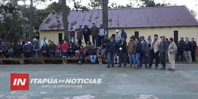 GRAL. DELGADO: VECINOS PIDEN ASFALTADO URGENTE DE 9 KM DE CAMINO