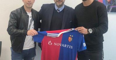 Omar es nuevo fichaje del Basel de Suiza