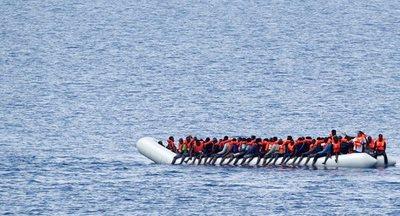 Malta rescata a más de 270 migrantes tras un naufragio cerca de sus costas